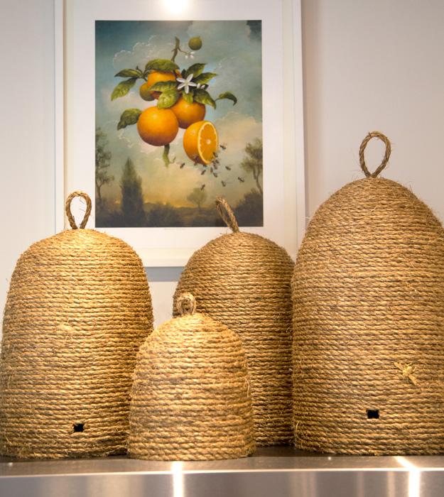 Beehive Baskets